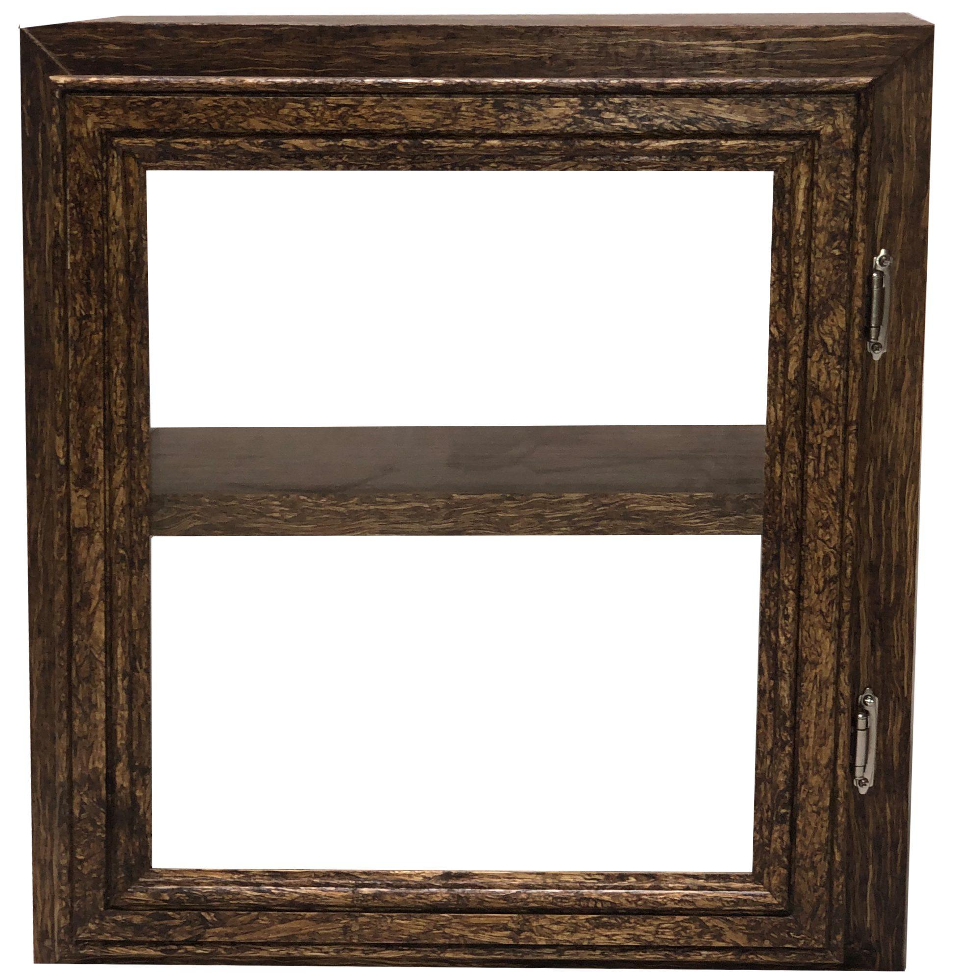 Hempwood Acrylic Front Cabinet