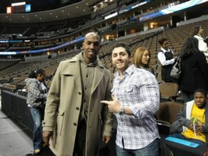 Christian Motivational Speaker | Chauncey Billups