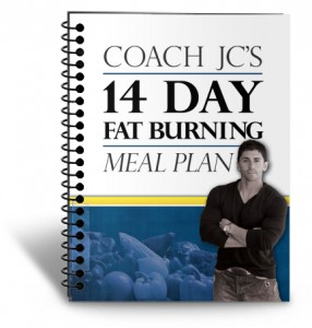 Coach JC's 14 Day Fat Burning Meal Plan