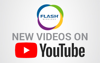 New Flash YouTube Videos!