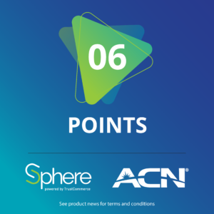 Sphere Double Points Promotion