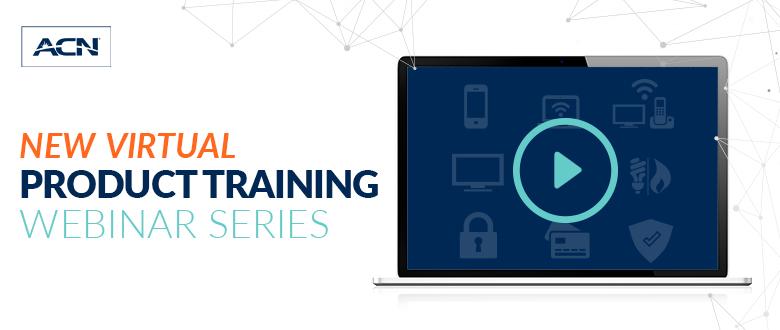 ACN Virtual Training | Webinar Series