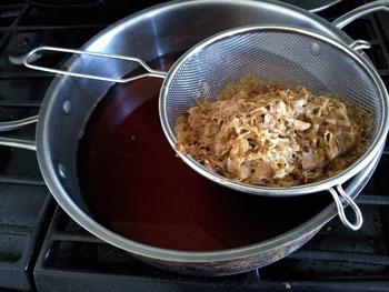 soba dipping sauce