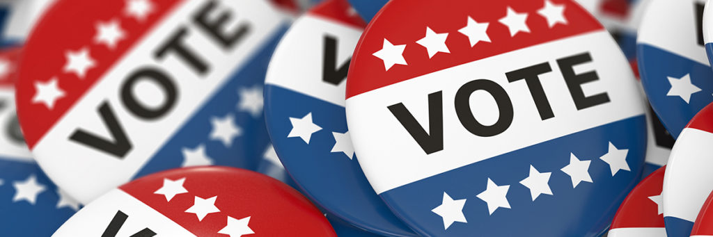 Campaign Vote Buttons