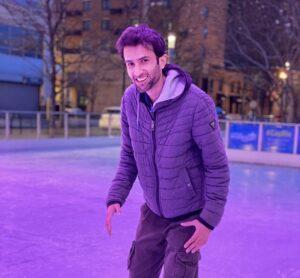 Mohammed Skating