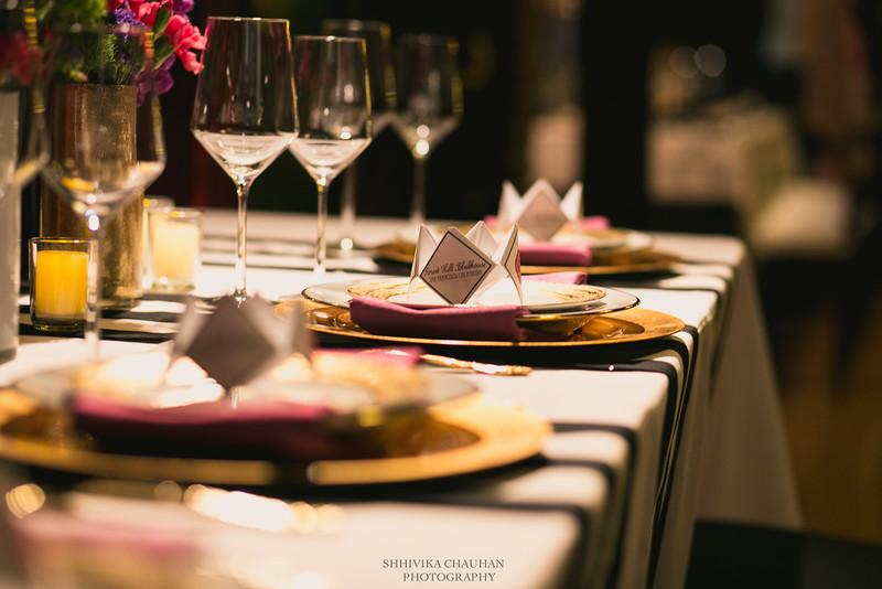 Table setting Kalena