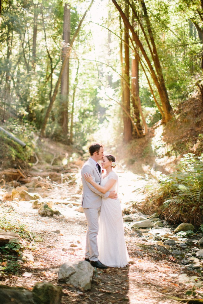 kissing in the woods 2