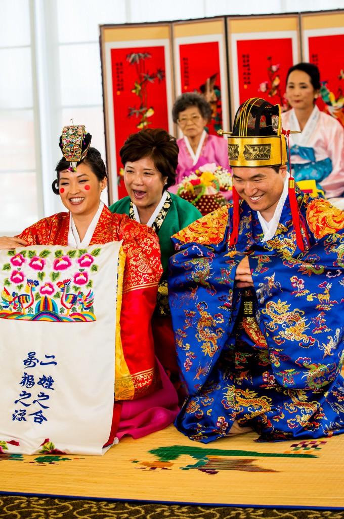 korean ceremony