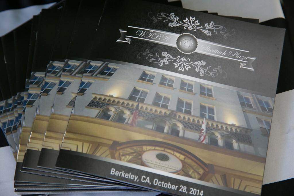 2014.10.28 WIPA NorCal Shattuck Plaza Hotel