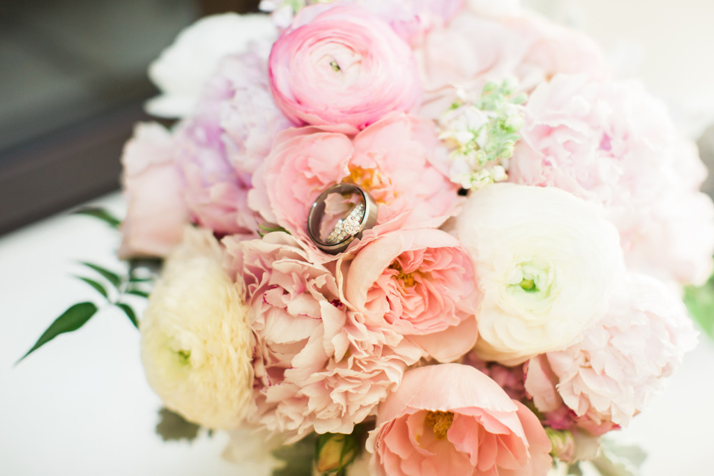 rings bouquet