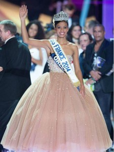 Miss France 2014 – not French enough?