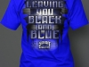 Spirit Athletics Black and Blue back