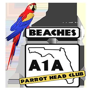 a1a Parrot Head Club Logo