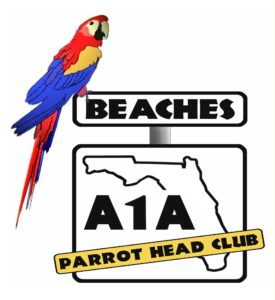 A1A Parrotheads Logo