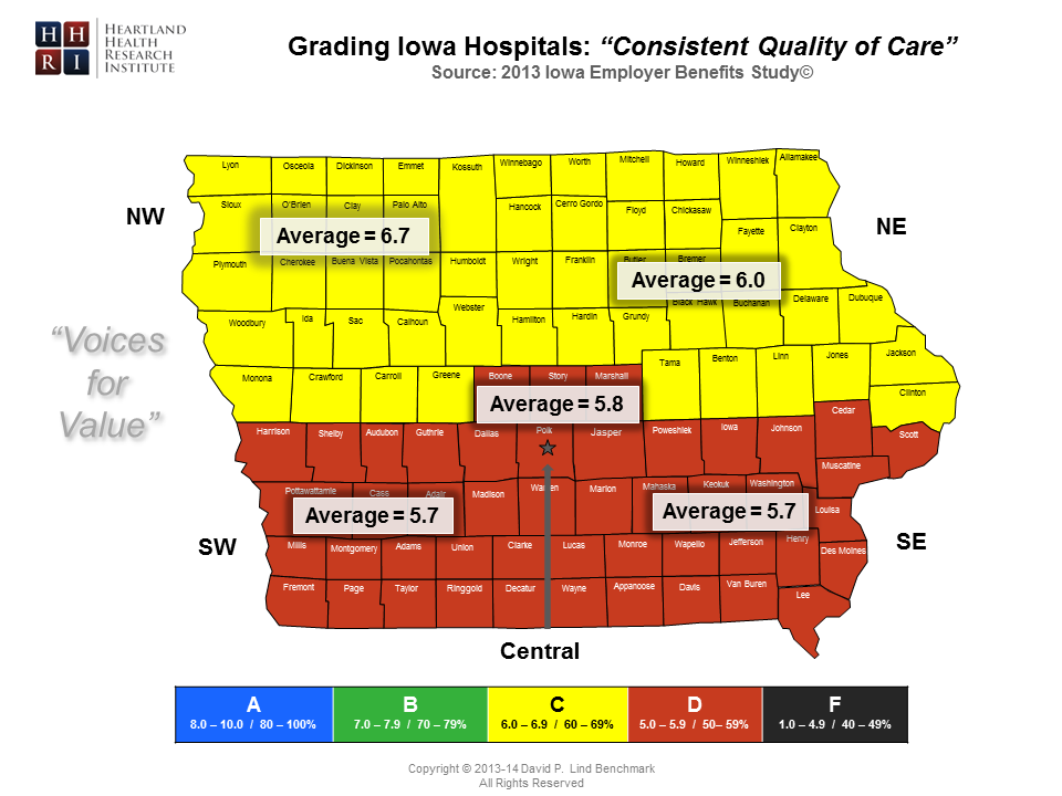 Regional - Consistant Quality of Care Map-Master