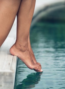 Putting Toe in Water