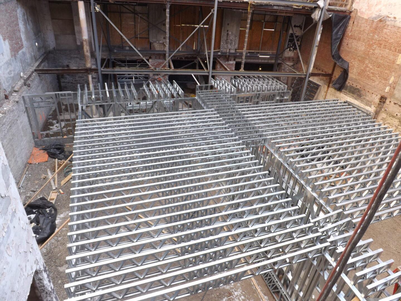 Cold Formed Steel