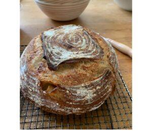 Olive Ciabatta Bread