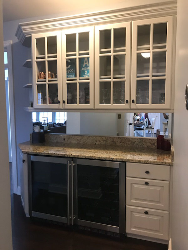 Bar Cabinets After