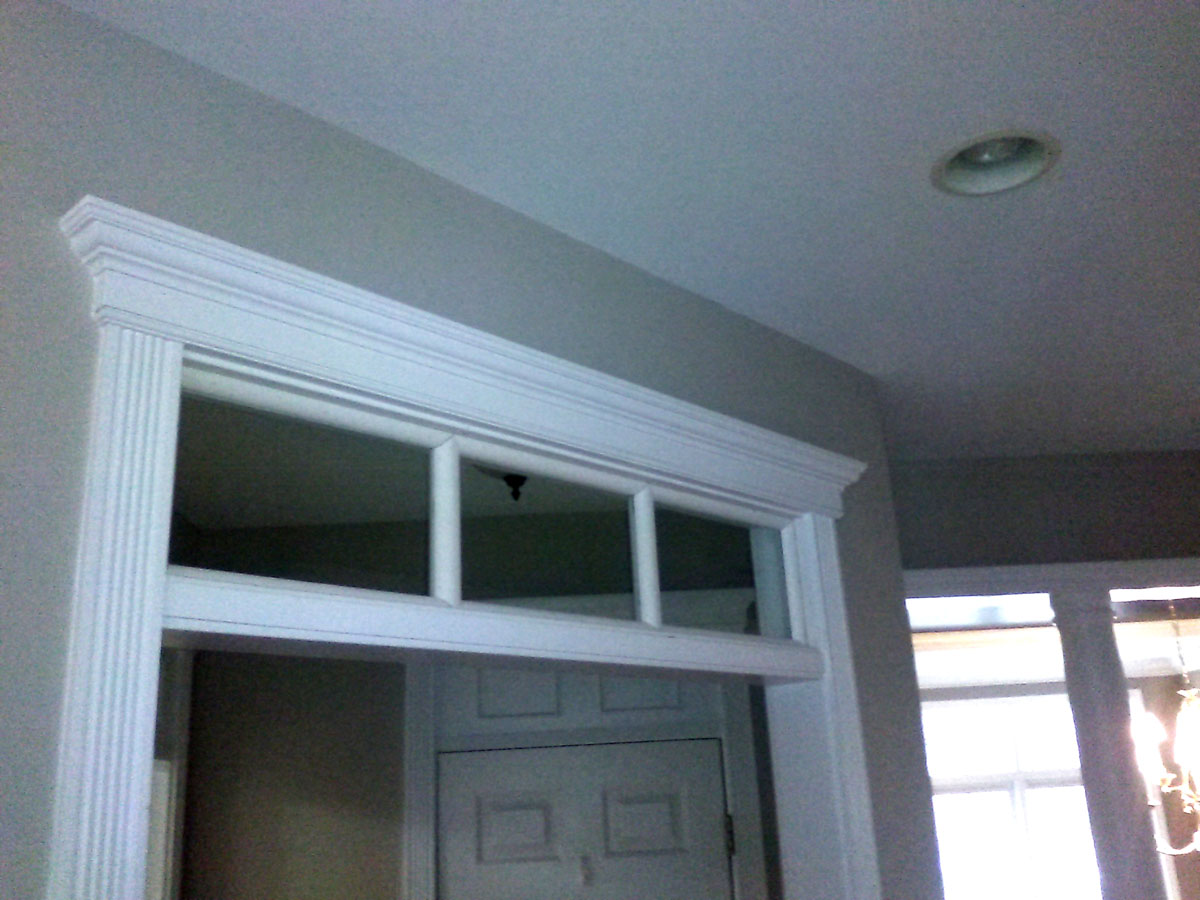 Transom After