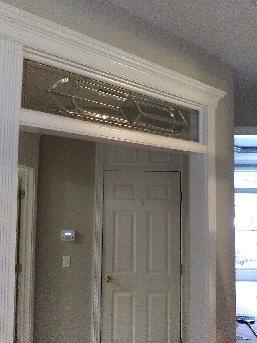 Transom Before