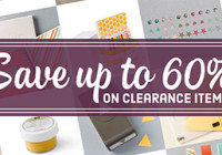 Clearance Rack Stampin' Up! Ann's PaperWorks Ann Lewis #stampinup (Aus), online store 24/7