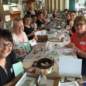Charity Card Day| Ann's PaperWorks| Ann Lewis| Stampin' Up! (Aus) online store 24/7