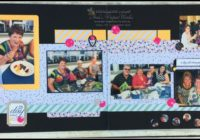 It's My Party  Stampin' Up! Ann's PaperWorks Ann Lewis Stampin' Up! (Aus) Scrapbooking/Project Life class