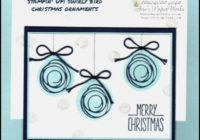 Swirly Bird handmade Christmas card, Christmas in July, Better Together Stamp Set, Technique Teaser Sunday card class 2/16 Christmas in July Creative Class Stampin' Up! Ann's PaperWorks Ann Lewis Stampin' Up! (Aus) card class Stampin' Up! Ann's PaperWorks Ann Lewis Stampin' Up! (Aus) Scrapbooking/Project Life class Sneak Peek Painter's Palette 2016-17 Stampin' Up! Catalogue   Ann's PaperWorks  Ann Lewis  Stampin' Up! (Aus) online store 24/7 Basic kit link For further information for the products used in today's project, just click on the items below to view in my Online Store. I would love to be your Demonstrator if you don't already have one and live in Australia. All these products can be purchased through my online shop or ordered through me. Please allow Demonstrator contact when ordering online so I can thank you properly. Stamp sets used in this project may be available in other mount options (wood-mount, clear-mountor photopolymer). I have listed the option that I used. From Items available from 1 June Baby Bear photopolymer stamp set Supplies available now Stampin' Up! Ann's PaperWorks Ann Lewis Stampin' Up! (Aus)