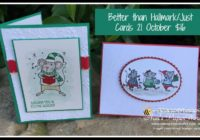 Merry Mice Stamp Set, Creative Class, Stampin' Up! Ann's PaperWorks Ann Lewis Stampin' Up! (Aus)|Stampin' Up! 2016 Holiday Catalogue| online store 24/7
