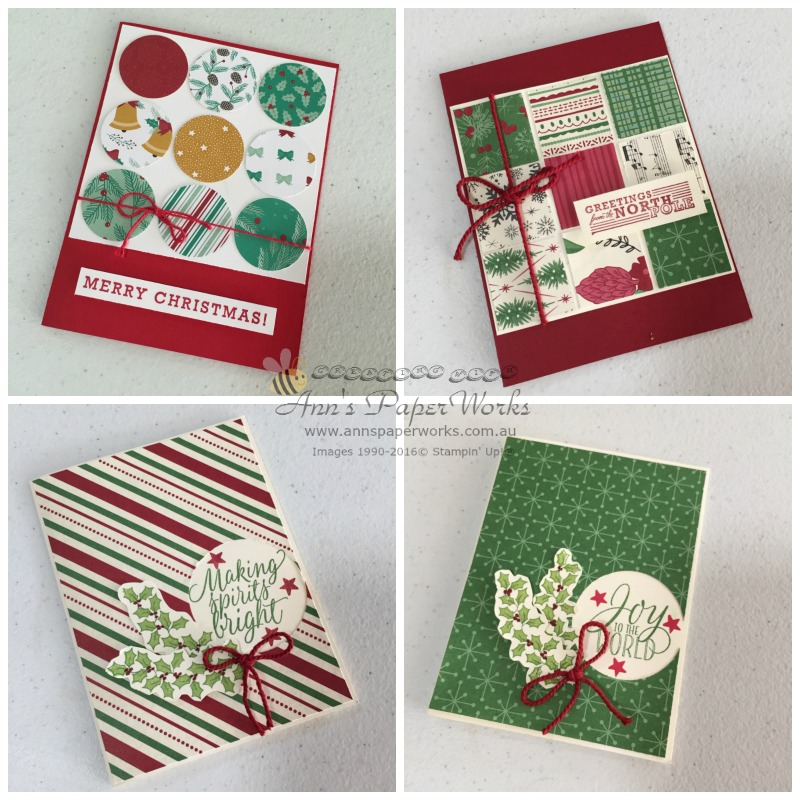 card sketch samples, Ann's PaperWorks  Ann Lewis  Stampin' Up! (Aus) available from my online store 24/7