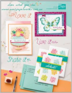 Stampin' Up!  Ann's PaperWorks, Ann Lewis, Stampin' Up! (Aus) Stampin' Up! 2018 Occasions Catalogue  online store 24/7, into crafting and need help, www.annspaperworks.com.au