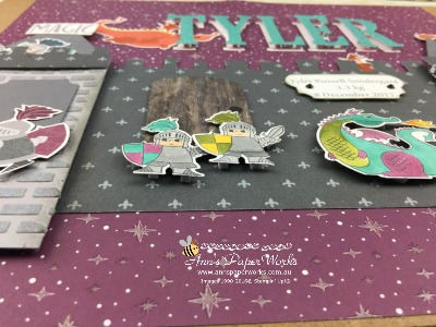 Myths & Magic Suite, Magical Day Stamp Set, Magical Mates Framelits Dies, Global Stampers, Stampin' Up! Ann's PaperWorks, Ann Lewis, Stampin' Up! (Aus) Stampin' Up! 2018 Occasions Catalogue  online store 24/7