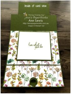 Lovely Floral Dynamic Embossing Folder, Limited Time Offer Share What You Love Suite bundles, Share What You Love DSP, Global Stampers Blog Hop, store 24/7 Stampin' Up! 2018-19 Catalogue Ann's PaperWorks| Ann Lewis| Stampin' Up! (Aus) online store 24/7