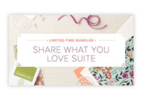 Share What You Love bundles, 201-18 In Color Ink Pad collection, store 24/7 Stampin' Up! 2018-19 Catalogue Ann's PaperWorks| Ann Lewis| Stampin' Up! (Aus) online store 24/7