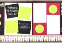 Broadway Bound Designer Series Paper, double page layout, birthday theme, new year's eve theme, eight photo layout, Ann's PaperWorks| Ann Lewis| Stampin' Up! (Aus) available from my online store 24/7 http://bit.ly/2A2JVDr
