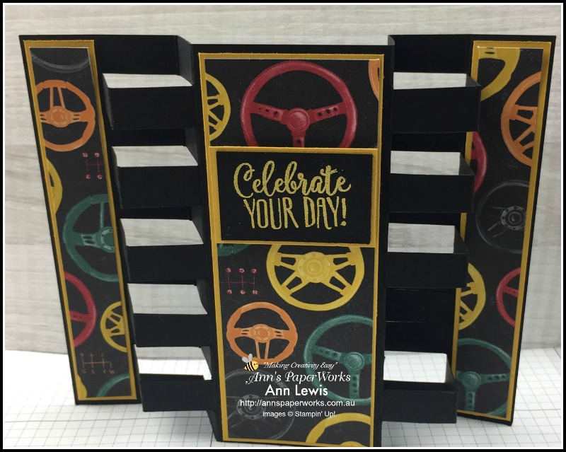 Geared up Garage Stamp Set, Classic Garage DSP, Tower Card, Stampin' Up!  Ann's PaperWorks, Ann Lewis, Stampin' Up! (Aus) Stampin' Up! 2019 Occasions Catalogue  online store 24/7 http://bit.ly/2A2JVDr