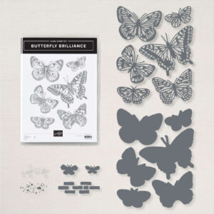 Butterfly Brilliance Bundle; Butterfly Brilliance Stamp Set; Butterfly  Wings Dies;  Stampin' Up! 2021-22 Annual Catalogue; Ann's PaperWorks  Ann Lewis  Stampin' Up! (Aus) online store 24/7