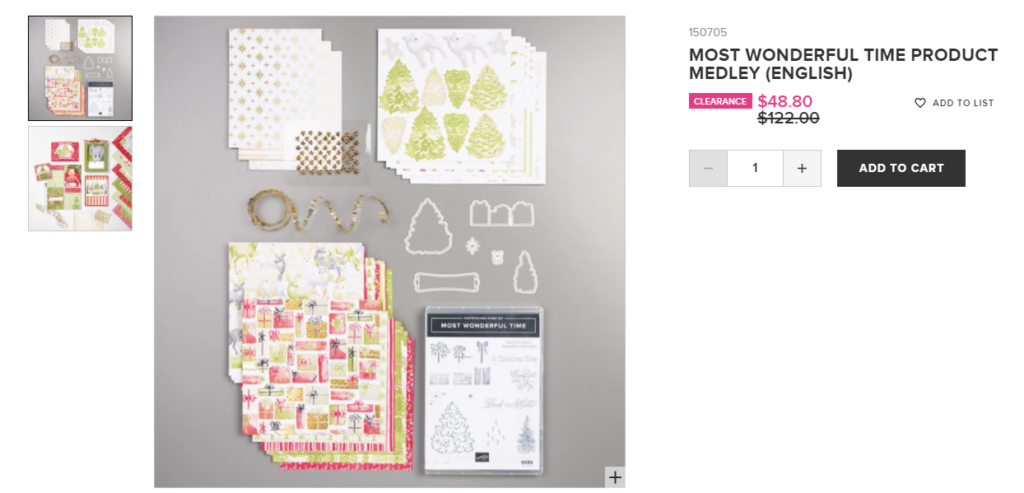 Most Wonder Time Product Medley, Stampin' Up!, stampinup, stampin up, online store 24/7, Ann's PaperWorks, Ann Lewis