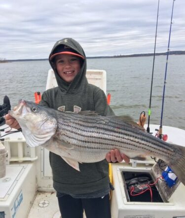 Texoma Fishing Guide - J.D. Lyle