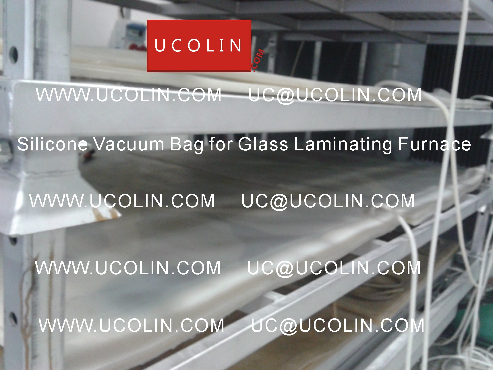 03 Autoclave Silicone Vacuum Bag for Safety Glass Laminating Furnace