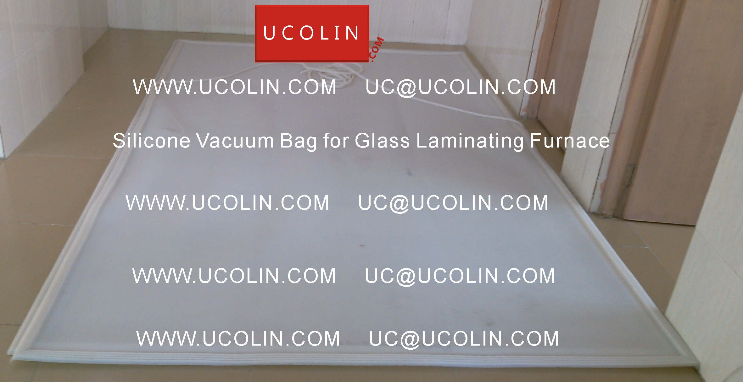 08 Silicone Vacuum Bag for Safety Glass Laminating Furnace