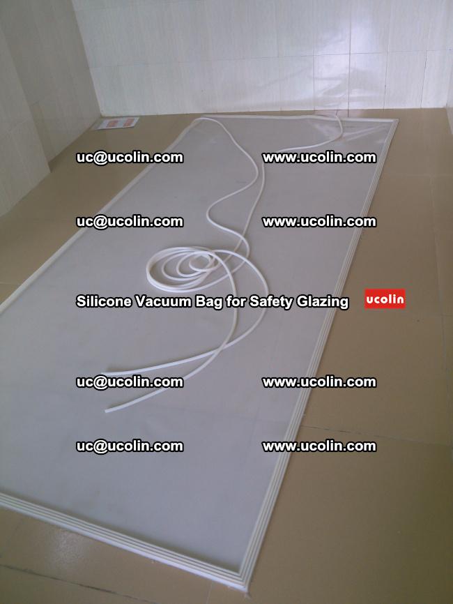 Silicone Vacuum Bag for EVA FILM safety laminated glass  (116)