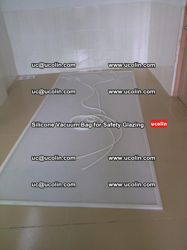 Silicone Vacuum Bag for EVA FILM safety laminated glass  (117)