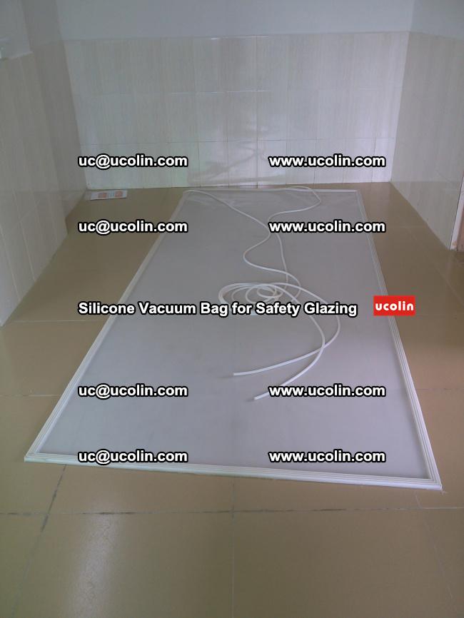 Silicone Vacuum Bag for EVA FILM safety laminated glass  (119)
