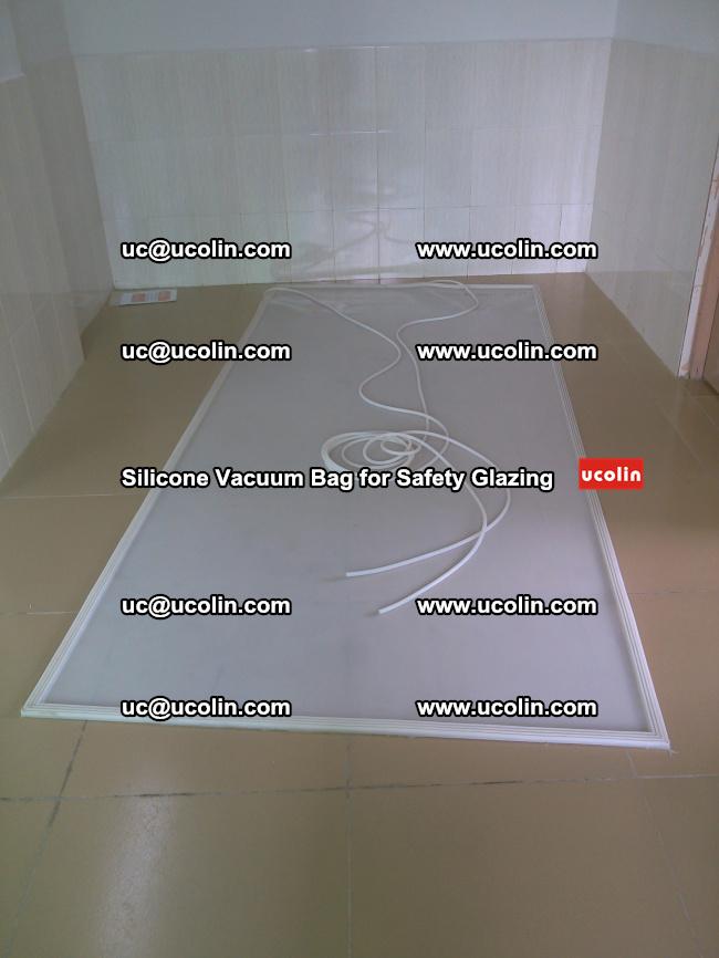Silicone Vacuum Bag for EVA FILM safety laminated glass  (120)
