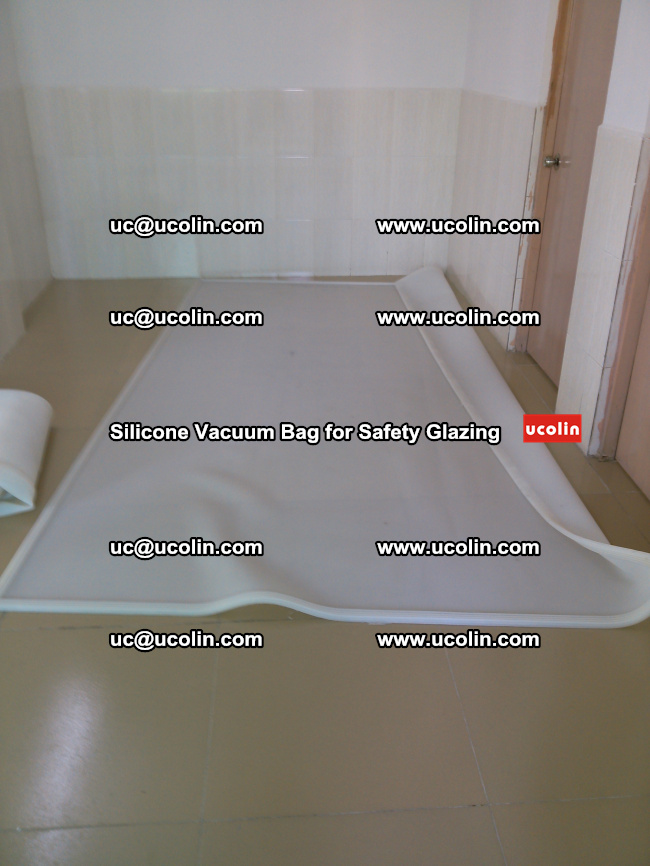 Silicone Vacuum Bag for EVA FILM safety laminated glass  (57)