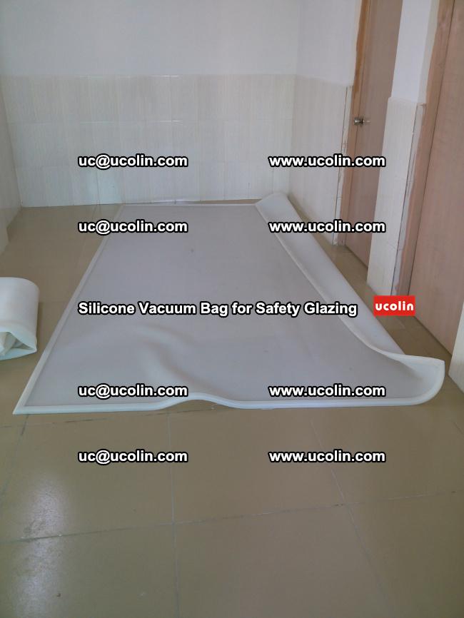 Silicone Vacuum Bag for EVA FILM safety laminated glass  (59)