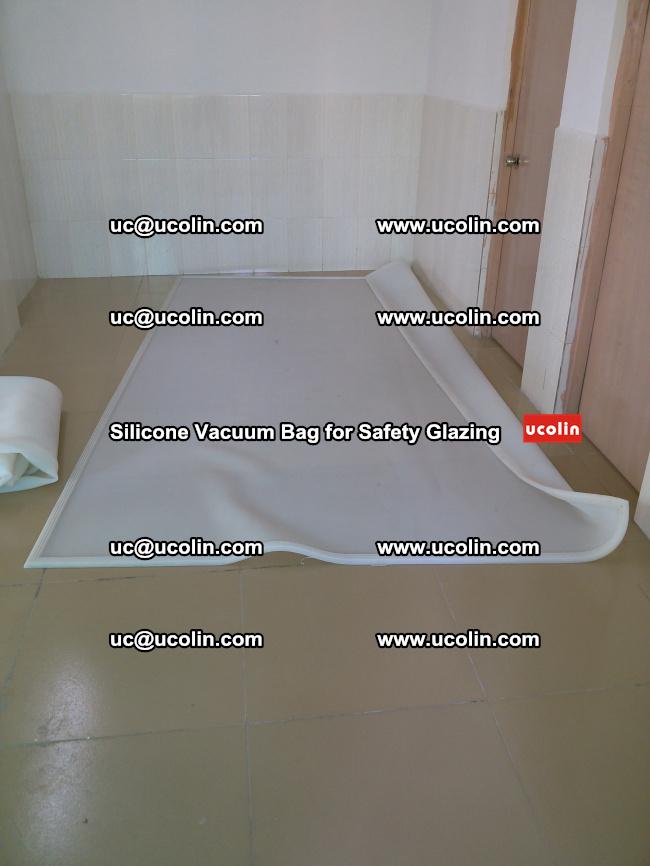 Silicone Vacuum Bag for EVA FILM safety laminated glass  (62)