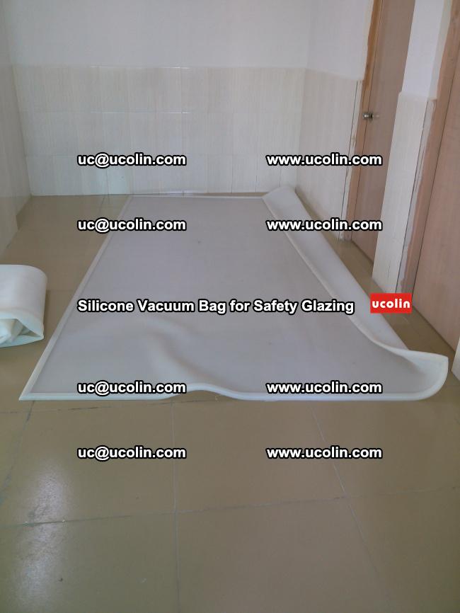 Silicone Vacuum Bag for EVA FILM safety laminated glass  (63)